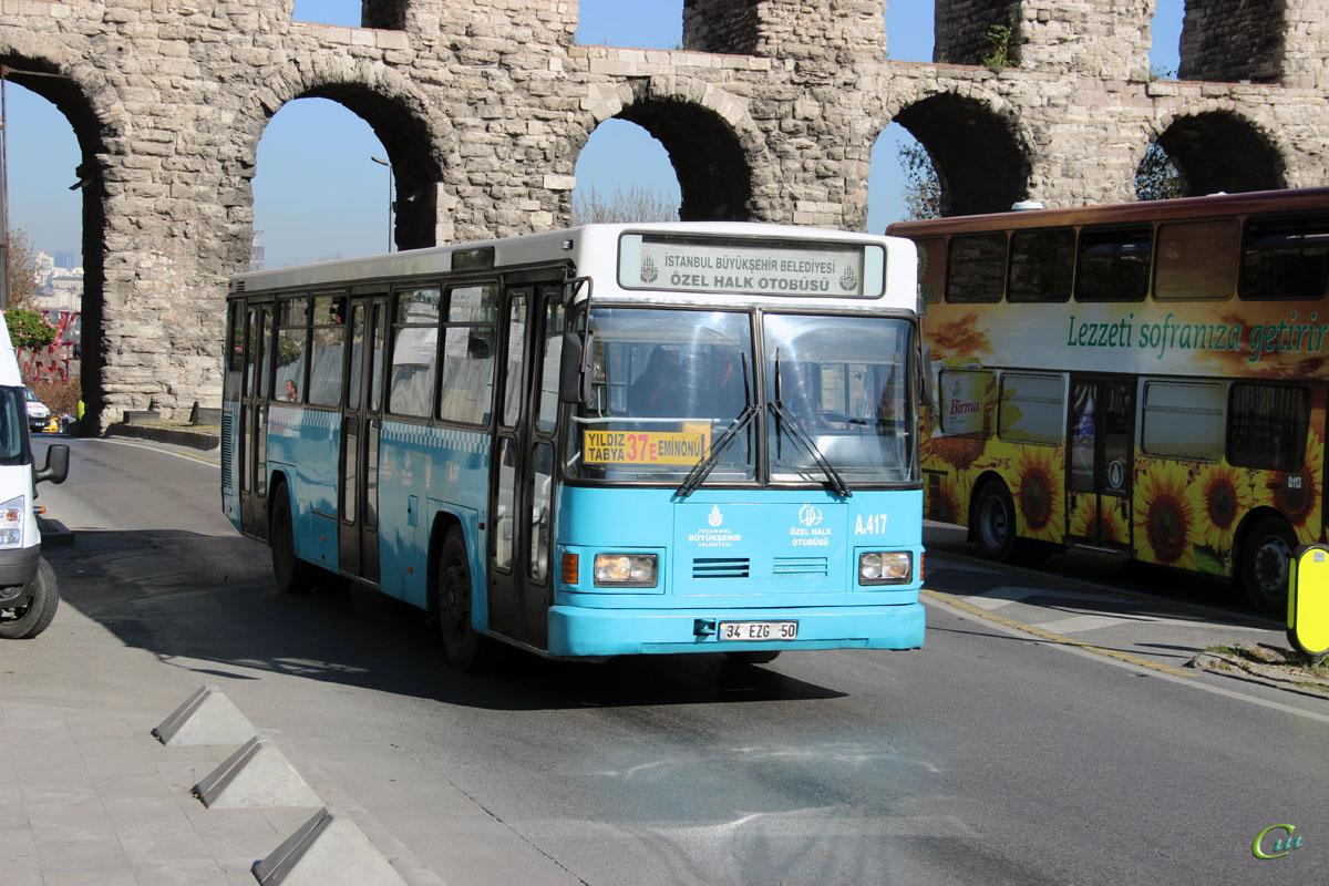 Стамбул. BMC Belde 34 EZG 50