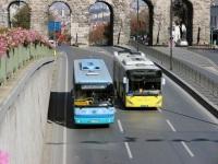 Стамбул. BMC Belde 34 TC 8569, Otokar Kent 34 TP 5951