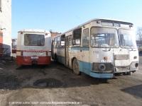 Курган. ЛиАЗ-677М х938ат, ЛиАЗ-677М т701ао
