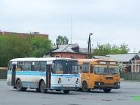 Шадринск. ЛиАЗ-677М аа529, ЛАЗ-695Н ав366