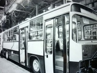 Курган. Автобус Ikarus 283