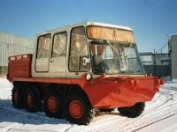 Курган. Автобус КАвЗ-БТР