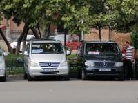 Тбилиси. Mercedes-Benz Vito JA-777-BI, Mercedes-Benz Vito MH-096-HM