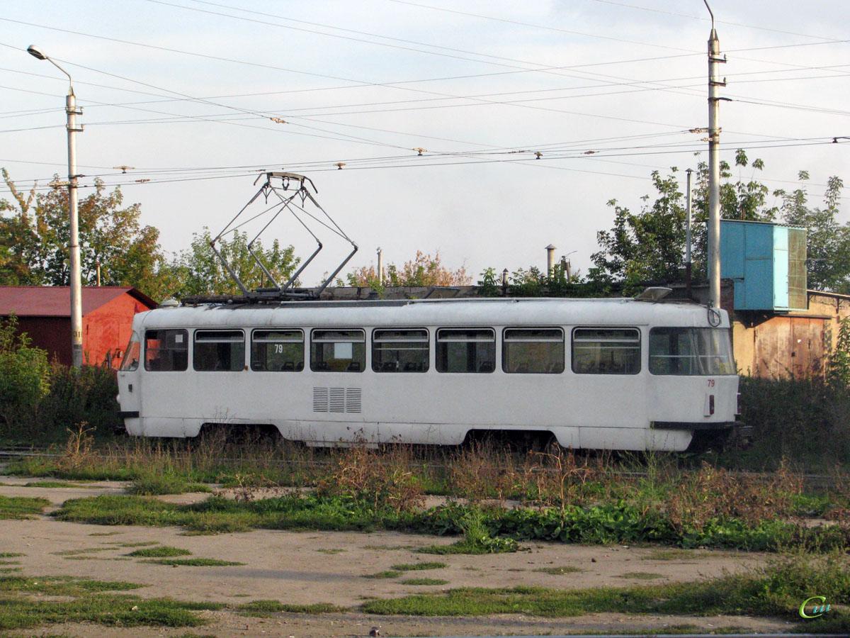 Тула. Tatra T3DC1 №79