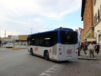 Флоренция. BredaMenarinibus Vivacity+ C CNG Exobus EZ 837CF