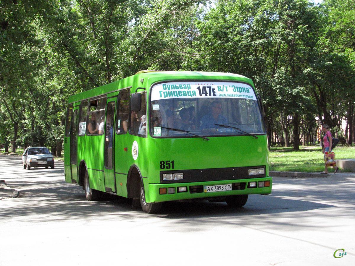 Харьков. Богдан А091 AX3893CB