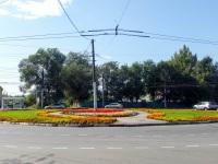 Саратов. Конечная троллейбусов 7 и 11