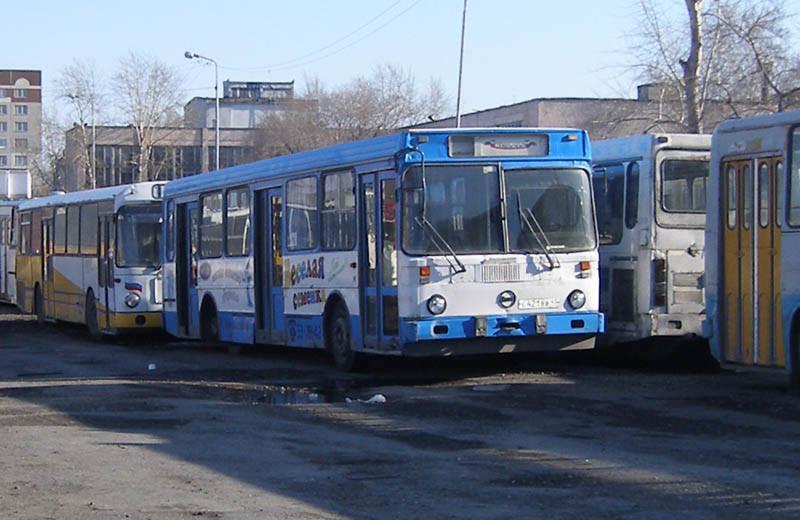 Курган. ЛиАЗ-52565 е421вв