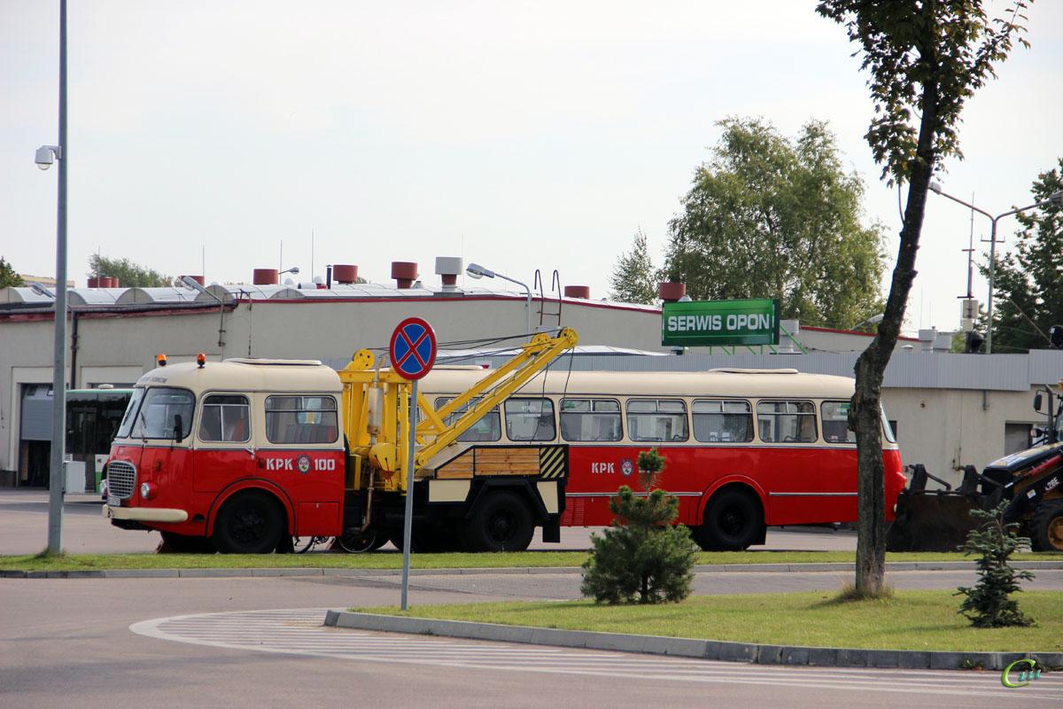 Белосток. Jelcz 043 BI 46A, Jelcz 043 BI 6716K