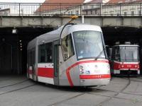 Брно. Tatra KT8D5 №1720, Škoda 13T №1925