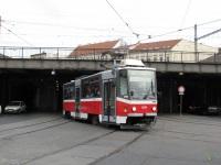 Брно. Tatra T6A5 №1209
