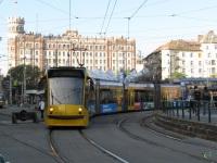 Будапешт. Siemens Combino Supra NF12B №2035