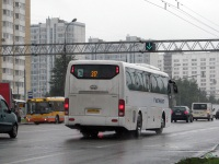 Москва. Hyundai Universe Space Luxury ах271