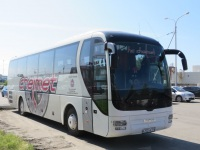 Курган. MAN R07 Lion's Coach а702аа