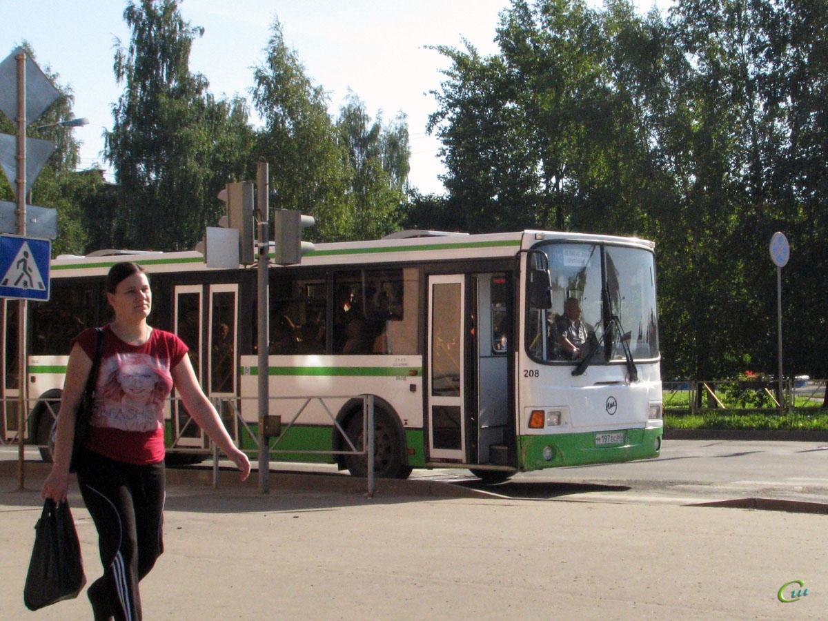 Великие Луки. ЛиАЗ-5256.36 м197ес