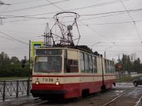 Санкт-Петербург. ЛВС-86К №7038