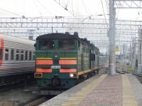 Челябинск. 2ТЭ10У-0147