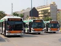 Irisbus CityClass CNG CY 503ER, Scania OmniCity CN94UB CR 142RS, Scania OmniCity CN94UB CP 916FT