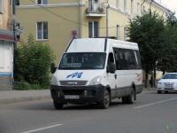 Вязьма. Нижегородец-2227 (Iveco Daily) х821ех