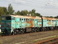 Московская область. 2ТЭ10М-2348