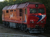 Анапа. ТЭП70БС-116