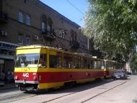 Tatra T6B5 (Tatra T3M) №442