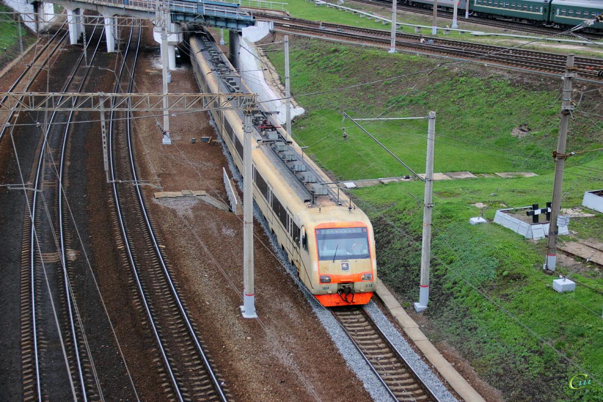 Москва. ЭМ4-013