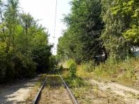 Саратов. Пути трамвая №9