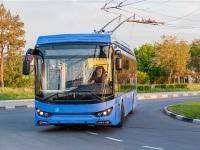 Энгельс. Новый троллейбус производства ЗАО Тролза с возможностью автономного хода