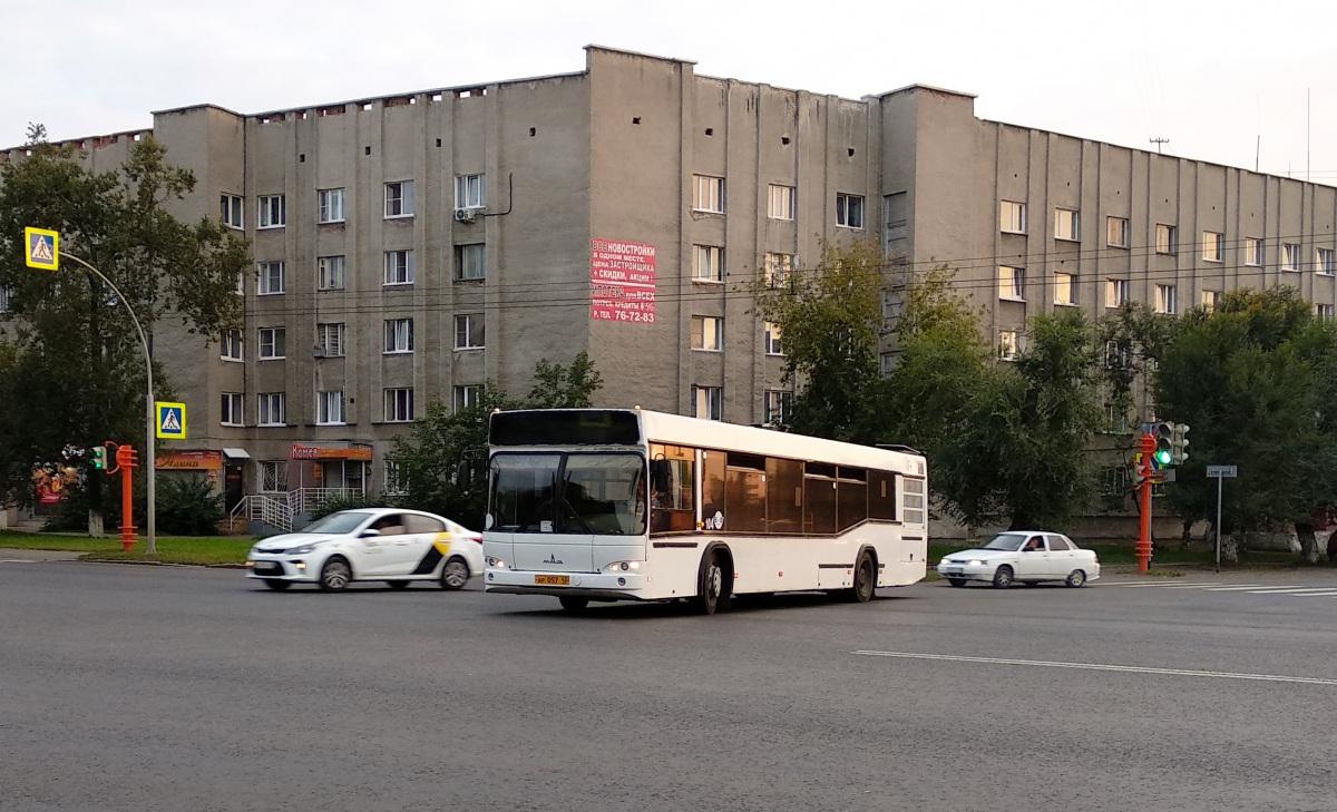 Кемерово. МАЗ-103.465 ар057