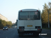 Барнаул. ПАЗ-3205 аа155