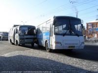 Курган. ПАЗ-32053 ав833, ПАЗ-4230-03 аа903