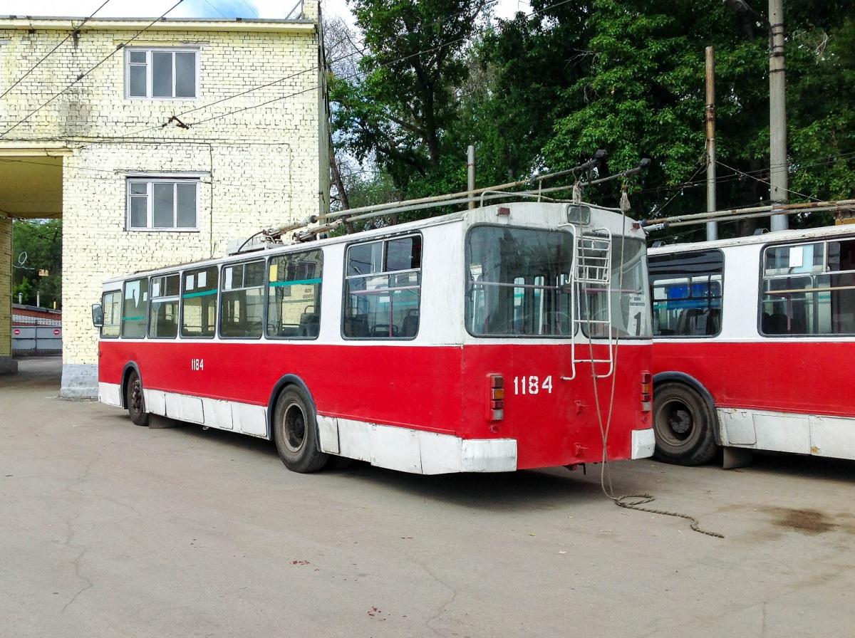 Саратов. ЗиУ-682Г-016 (012) №1184
