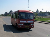 Казань. Hyundai County SWB вр066