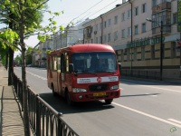 Казань. Hyundai County SWB вр064