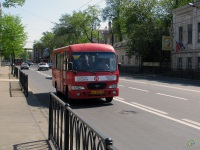 Казань. Hyundai County SWB ар539