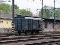 Карловы Вары. Товарный вагон