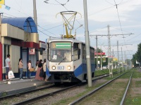 Коломна. 71-608КМ (КТМ-8М) №107