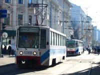 Москва. 71-608КМ (КТМ-8М) №4201, 71-608К (КТМ-8) №5069