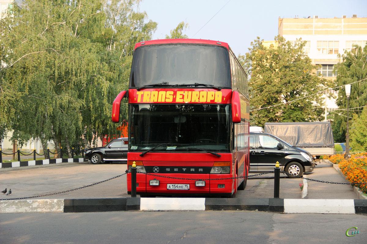 Курск. Setra S328DT а154не