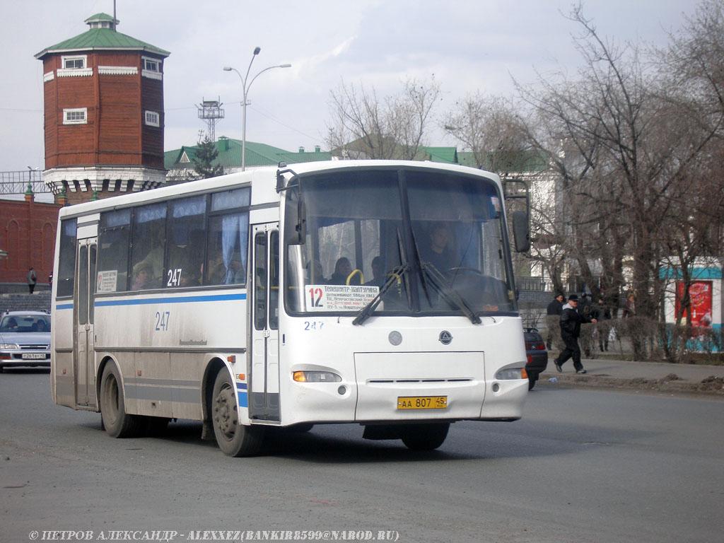 Курган. ПАЗ-4230-03 аа807