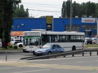 Липецк. Mercedes O405N н815ео