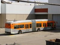 Лос-Анджелес. NABI 60-BRT №9438