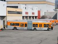 Лос-Анджелес. NABI 60-BRT №9430
