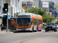 Лос-Анджелес. NABI 60-BRT 1303545