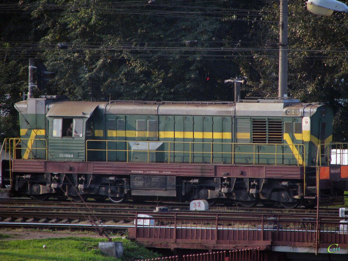 Минск. ЧМЭ3т-6377