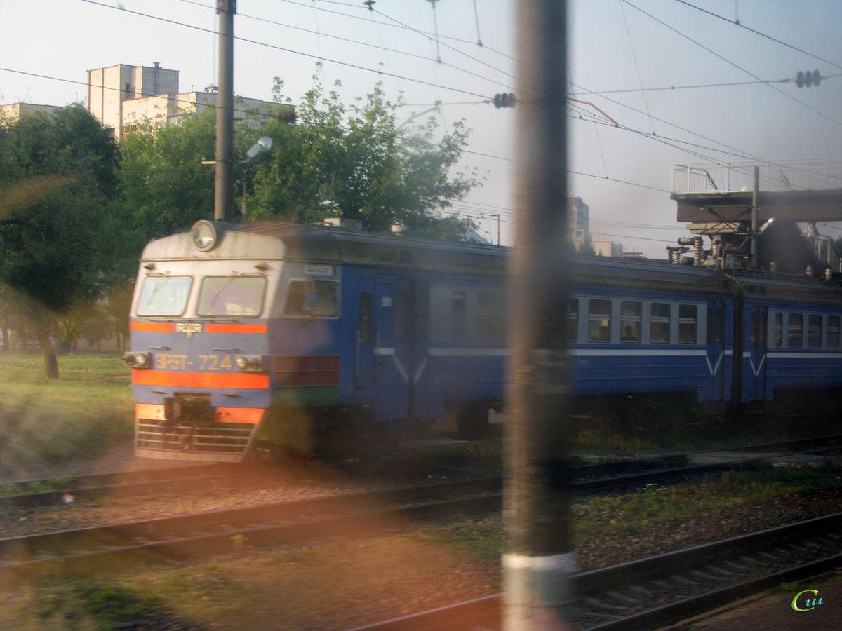 Минск. ЭР9Т-724