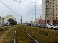 Саратов. Пути 11-ого трамвая