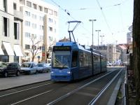 Мюнхен. Adtranz R3.3 №2211