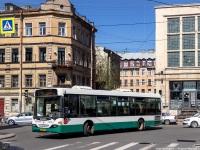 Санкт-Петербург. Scania OmniLink аа873